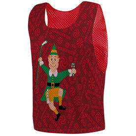 Hockey Pinnie - Hockey Elf
