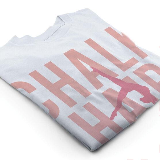 Vintage Gymnastics T-Shirt - Chalk Hair Don't Care