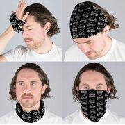 Hockey Multifunctional Headwear - Custom Team Name Repeat RokBAND