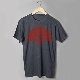 Soccer Short Sleeve T-Shirt - Turkey Player