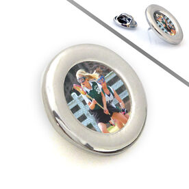Lacrosse Lapel Pin Your Lacrosse Photo