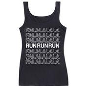 Running Women's Athletic Tank Top - FalalalaRun
