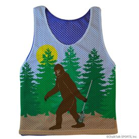 Guys Lacrosse Pinnie - Bigfoot