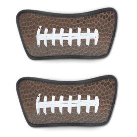 Football Repwell™ Sandal Straps - Football Texture