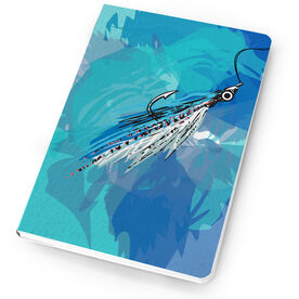 Fly Fishing Notebook Watercolor Clouser