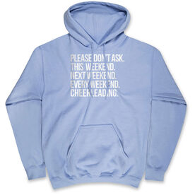 Cheerleading Standard Sweatshirt - All Weekend Cheerleading