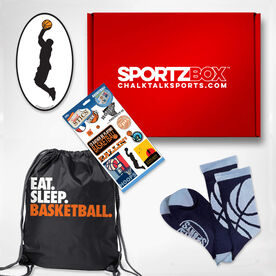 Basketball SportzBox Gift Set- Free Throw