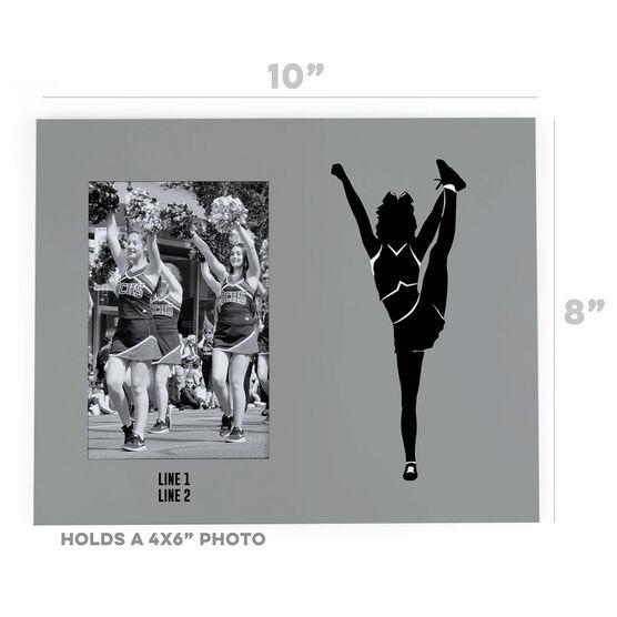 Cheerleading Photo Frame - Cheerleader