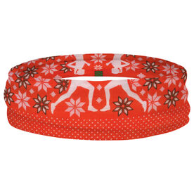 Running Multifunctional Headwear - Ugly Sweater RokBAND