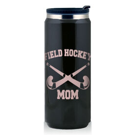 Stainless Steel Travel Mug Field Hockey Mom