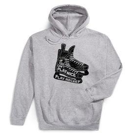 Hockey Hooded Sweatshirt - Play Hockey