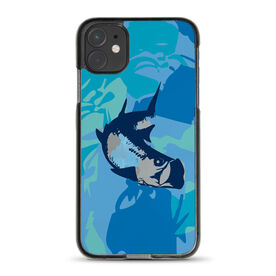 Fly Fishing iPhone® Case - Watercolor Tarpon