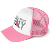 Hockey Trucker Hat - Dangle Snipe Celly