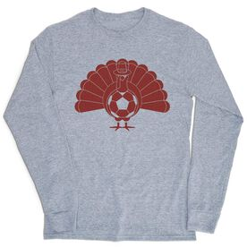 Soccer Tshirt Long Sleeve - Turkey Player