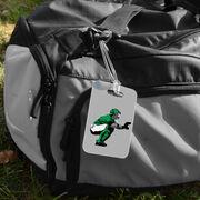 Baseball Bag/Luggage Tag - Catcher