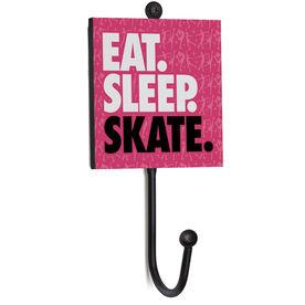 Figure Skating Medal Hook - Eat. Sleep. Figure Skating.
