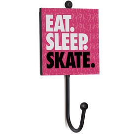 Figure Skating Medal Hook - Eat. Sleep. Figure Skating.