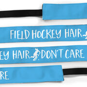 Field Hockey Juliband No-Slip Headband - Field Hockey Hair Don't Care
