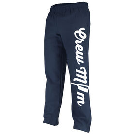 Crew Fleece Sweatpants Crew Mom