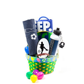 Guys Soccer Easter Basket 2018 Edition