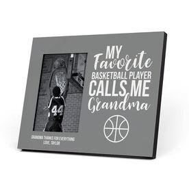 Basketball Photo Frame - Grandma's Favorite Player