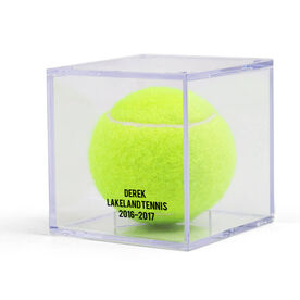 Tennis Square Ball Display