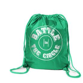 Wrestling Sport Pack Cinch Sack - Battle In Circle