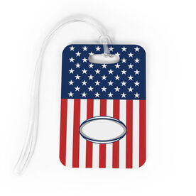 Rugby Bag/Luggage Tag - USA Rugby