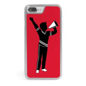 Cheerleading iPhone® Case - Guy Cheerleader