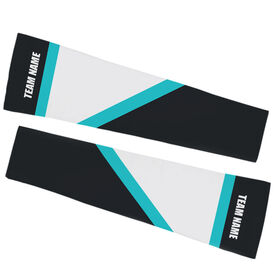 Cheerleading Printed Arm Sleeves - Cheer Team Colors