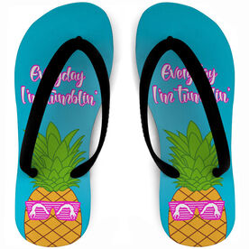 Cheerleading Flip Flops Every Day I'm Tumblin'