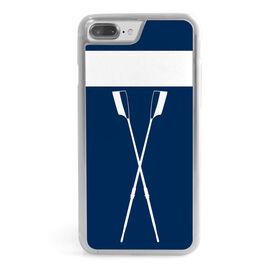 Crew iPhone® Case - Custom Club-Team Colors 1 Horizontal Stripe