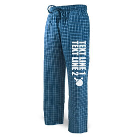Ping Pong Lounge Pants Your Text Here