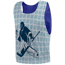 Hockey Pinnie - Goalie