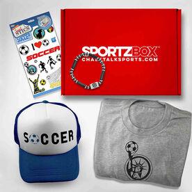 Soccer SportzBox Gift Set- Corner Kick