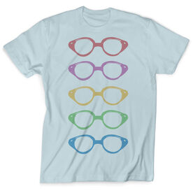 Vintage Swimming T-Shirt - Goggles