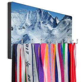 Skiing & Snowboarding Hook Board - Snowy Mountain