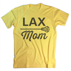 Lacrosse Vintage T-Shirt - Lax Mom