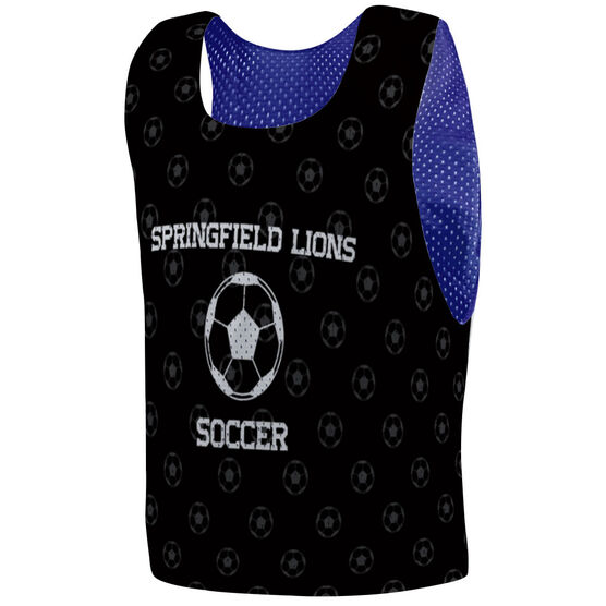Soccer Pinnie - Custom Soccer Ball