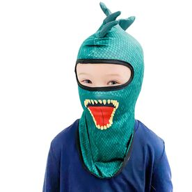 Happy Hatter Dinosaur Balaclava Head Mask