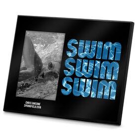 Swimming Photo Frame Swim Swim Swim