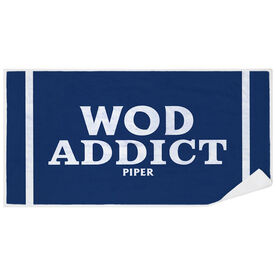Cross Training Premium Beach Towel - WOD Addict