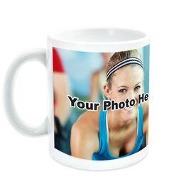 Cross Training Coffee Mug Custom Photo