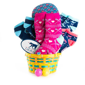 Lax Life Girls Lacrosse Easter Basket
