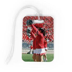Cheerleading Bag/Luggage Tag - Custom Photo