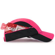 Ultra Pocket Hat for Runners - Pink