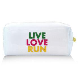 Live Love Run Runner's Cosmetic Bag - Lexi