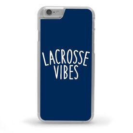 Girls Lacrosse iPhone® Case - Lacrosse Vibes