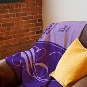 Personalized Premium Blanket - This Grandma Belongs To