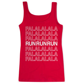Running Women's Athletic Tank Top - FalalalaRun